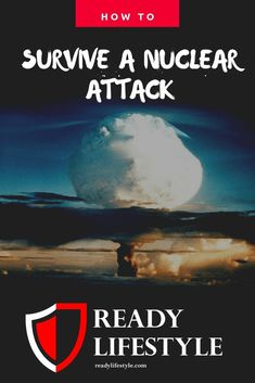 How to Survive a Nuclear Attack - The Skills You Need to Stay Alive Survival Shelter, Wilderness Survival, Survival Prepping, Survival Gear, Survival Skills, Survival Videos, Survival Backpack, Survivor Quotes, Self Defense Techniques