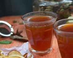 KITCHEN RHAPSODY: Kattan Chai - Black Tea
