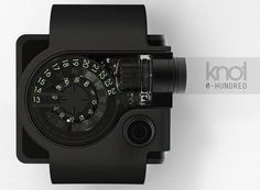 Knot 0hundred Timepiece
