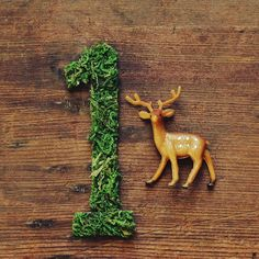 It all started with one tiny deer. We launch tomorrow at noon pacific. Sign up on our site now if you want early access. Otherwise you have to wait until the 14th. One day 'til deer!  #launch #wheee #deer #crafts #christmas #diy #craft #gift #crafty #miniature #cute #love #instagood #happy #selfie #fun #tiny