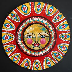 """Folk Art Sun"" - CBS Sunday Morning"