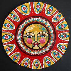 """""""Folk Art Sun"""" - CBS Sunday Morning"""