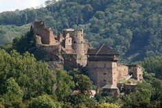 Castle Ruins In Filakovo, Slovakia Castle Ruins, Homeland, Castles, River, Mansions, House Styles, Outdoor, Palaces, Portal
