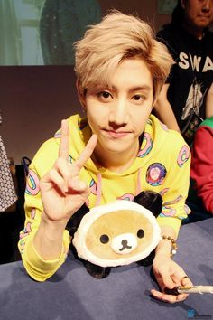 Mark is so cute there, right?