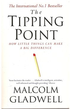 the tipping point. by malcolm gladwell. Heard Gladwell speak about seven or so years ago.fascinating and thought-provoking. I Love Books, New Books, Good Books, Books To Read, The Tipping Point, Malcolm Gladwell, Psychology Books, Do You Work, Why People