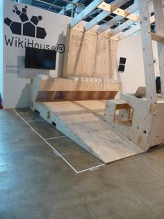 WikiHouse // 2011 // expo