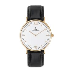 Silver Grey Vintage Leather Campus by Kapten And Son Watches (Best Products For Women) Birthday Gifts For Boyfriend, Boyfriend Gifts, Kapten & Son, Black Leather Watch, Grey Leather, Black And White Design, Vintage Watches, Vintage Leather, Gold Watch