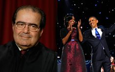 Barack Obama and his wife Michelle won't be attending Supreme Court justice Antonin Scalia's funeral as announced by the White House on Wednesday. On the heels of that news, let's take a look at six people whose funerals were worthy of Obama's time. Liberal Democrats, Politicians, Money In Politics, Progressive Liberal, Are You Serious, Ex President, Circuit Court, Supreme Court Justices, Republican Party