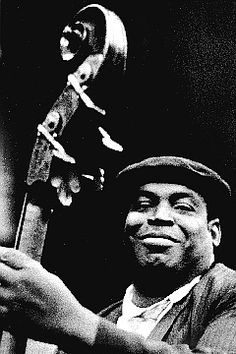 Prolific blues songwriter and bassist, Willie Dixon