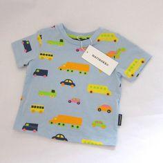 Marimekko Baby Boy Mittari T-shirt 12 Months