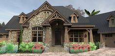 Sogno di Campagne House Plan - 4320