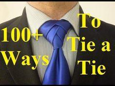 9 Insane (but Fabulous) Knots for Your Man's Tie | LDS Living