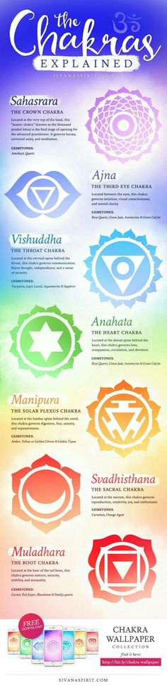 f864e53b27 Are you new to chakras  Start learning by this easy to read info graph  explaining the 7 chakras and watching this video for additional chakra  information.