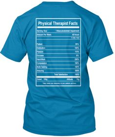 Physical Therapist Facts