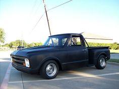 Hot Rod Chevy Trucks | 1968 CHEVY TRUCK STEPSIDE SHORT BED 454 BIG BLOCK HOT ROD C10 CUSTOM ...