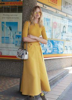 knitGrandeur: Not So Mellow Yellow