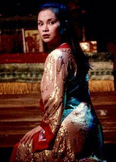 Lea Salonga in Miss Saigon: Broadway, 1991 Theatre Shows, Theatre Nerds, Broadway Theatre, Musical Theatre, Broadway Shows, Theater, Theatre Posters, Miss Saigon Musical, Lea Salonga