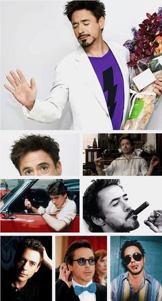 Robert Downey Jr., you are marvelous.