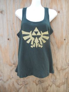 Triforce Tank by Stitch3d