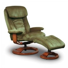 Dane Leather push back recliner chair | Furniture Pieces | Pinterest | Recliner and Living room redo  sc 1 st  Pinterest & Dane Leather push back recliner chair | Furniture Pieces ... islam-shia.org