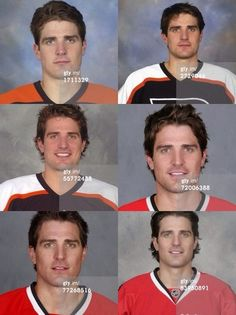 Patrick Sharp Then and Now