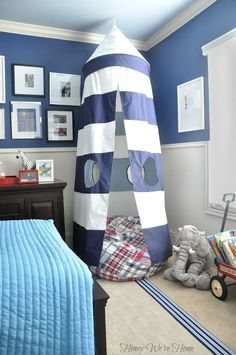 Reading Nook & Colours