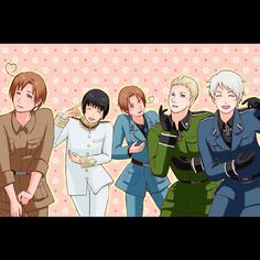 ROMANO, WHAT DA FRICK ARE YOU DOING?! Y'ALL HIGH! Even Prussia is doing it better than you and we all know how much he likes to fuck shit up!