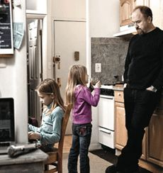 """""""The only time you look in your neighbor's bowl is to make sure they have enough. Stand Up Show, Louis Ck, Man Humor, Funny Man, Daughters, Life, Money, Inspired, Quotes"""