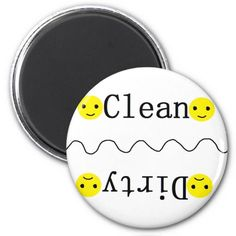 >>>Smart Deals for          	Clean-Dirty Dishwasher Magnets           	Clean-Dirty Dishwasher Magnets in each seller & make purchase online for cheap. Choose the best price and best promotion as you thing Secure Checkout you can trust Buy bestThis Deals          	Clean-Dirty Dishwasher Magnets...Cleck Hot Deals >>> http://www.zazzle.com/clean_dirty_dishwasher_magnets-147017992003437560?rf=238627982471231924&zbar=1&tc=terrest