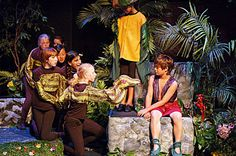 theater production of jungle book | ... the middle school kids of theatre camp s production of the jungle book