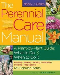 The-Perennial-Care-Manual-A-Plant-By-Plant-Guide-