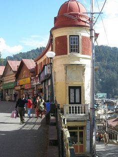 Interesting Shimla - http://www.travelandtransitions.com/destinations/destination-advice/asia/