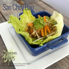 San Choy Bau - Thermomix