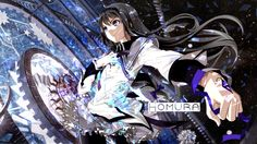 Homura Akemi - Timewitch by Getsurin. So epic.