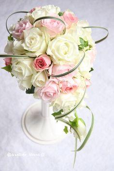 04/06/12 semi-cascade bouquet