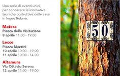 Rubner Home Tour: le tappe in Puglia e Basilicata | Tekneco