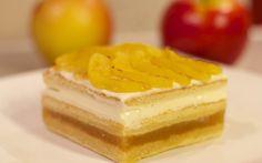 Pastel de compota de manzana y mascarpone – Concurso Paco Torreblanca