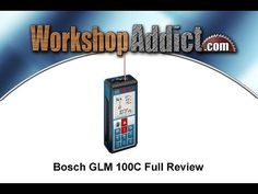 Bosch GLM 100C Full Length Review - YouTube