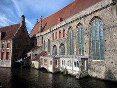 Hans Memling Museum em Bruges. Foto: NiKi Verdot | 1001 Dicas de Viagem