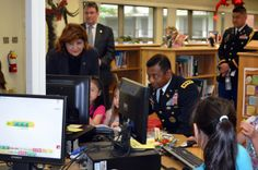 DOD schools, Corps of Engineers partner to advance STEM education   Article   The United States Army