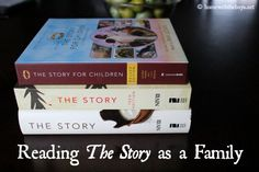 Reading The Story as a Family