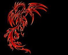 phoenix tribalz by nosKILL1343