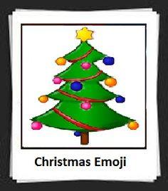 Výsledek obrázku pro christmas emoji   VÁNOCE 2016   Pinterest   Emoji