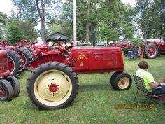 Cockshutt 60 tractor