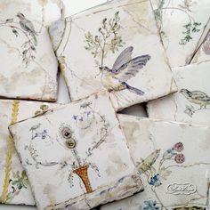 Роспись плитки Фрески – купить в интернет-магазине на Ярмарке Мастеров с доставкой
