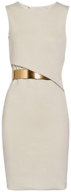 Gucci white dress means business. PattyonSite Beautifuls.com Members VIP Fashion Club 40-80% Off Luxury Fashion Brands