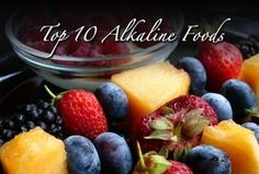 """The Healthiest Choice: Top 10 Alkaline Foods for Your Diet - """"...humans are creatures made to consume alkaline foods and stand as an alkaline organism in the food chain. Our blood's pH level is pretty much determined by the food we eat. And with our blood being non-alkaline, or simply, acidic, our body will poorly perform and will have difficulty in resisting the harsh effects of oxidation and disease-inflicting viruses."""""""