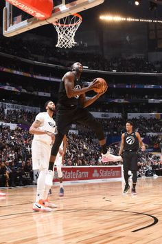 Draymond Green Of Team Stephen shoots the ball during the NBA AllStar Game as a part of 2018 NBA AllStar Weekend at STAPLES Center on February 18...