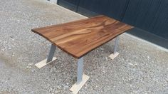 Live edge Kitchen table  Dining table