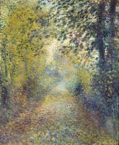 Pierre-Auguste Renoir, In the Woods